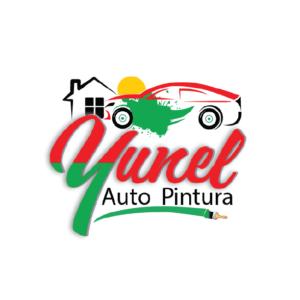 diseño de logo para negocio de pintura de vehiculos y casas