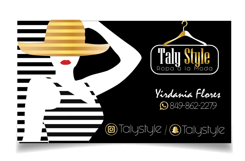 Taly Style Tarjeta